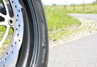 Test Michelin Pilot Road 4 Trail motorband 3