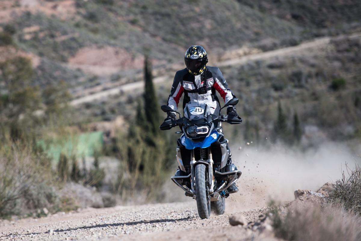test 2017 BMW R1200GS Rallye Exlcusive 2