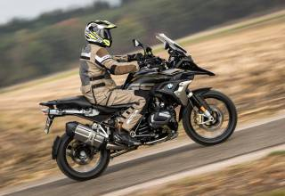Test 2019 BMW R1250GS 1